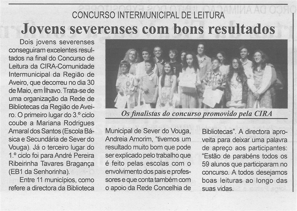 BV-2.ªmaio'15-p.4-Jovens severenses com bons resultados : Concurso Intermunicipal de Leitura.jpg