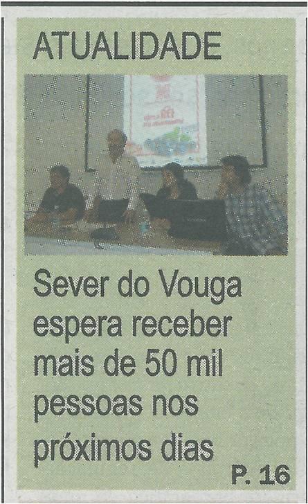 GB-25jun.'15-p.1-Sever do Vouga espera receber mais de 50 mil pessoas nos próximos dias.jpg