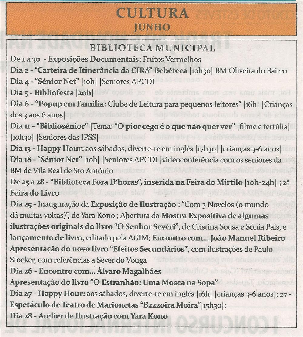 TV-jun.'15-p.14-Cultura : junho : Biblioteca Municipal.jpg
