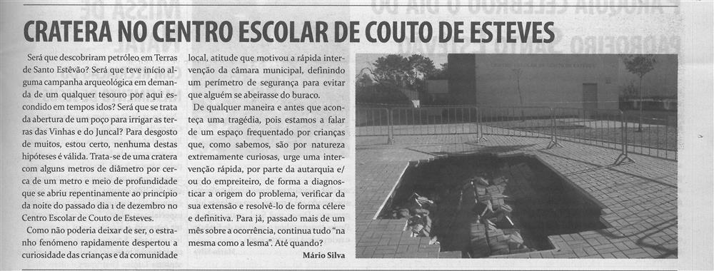 TV-jan.'16-p.9-Cratera no Centro Escolar de Couto de Esteves.jpg
