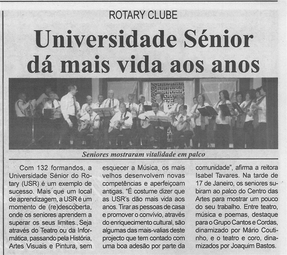 BV-2.ªjan.'16-p.7-Universidade Sénior dá mais vida aos anos : Rotary Clube : seniores mostraram vitalidade em palco.jpg