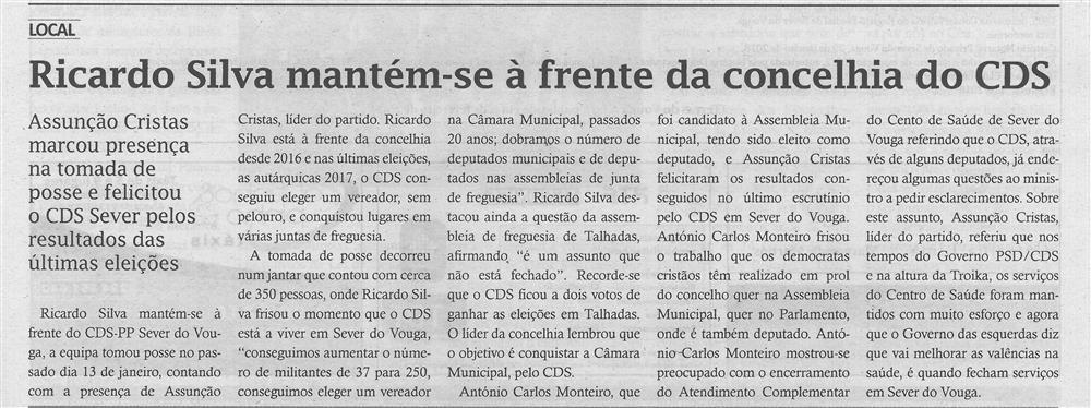 TV-fev.'18-p.5-Ricardo Silva mantém-se à frente da concelhia do CDS.jpg
