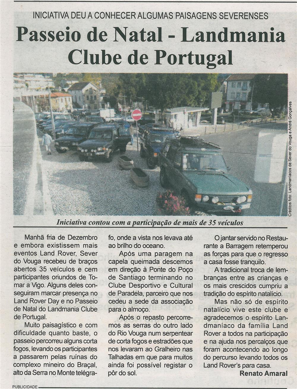 BV-2.ªdez.'18-p.7-Passeio de Natal : Landmania Clube de Portugal : iniciativa deu a conhecer algumas paisagens severenses.jpg