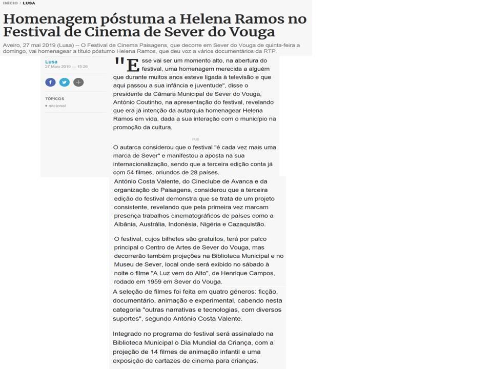 DN(online)27maio'19-Homenagem póstuma a Helena Ramos no Festival de Cinema de Sever do Vouga.jpg