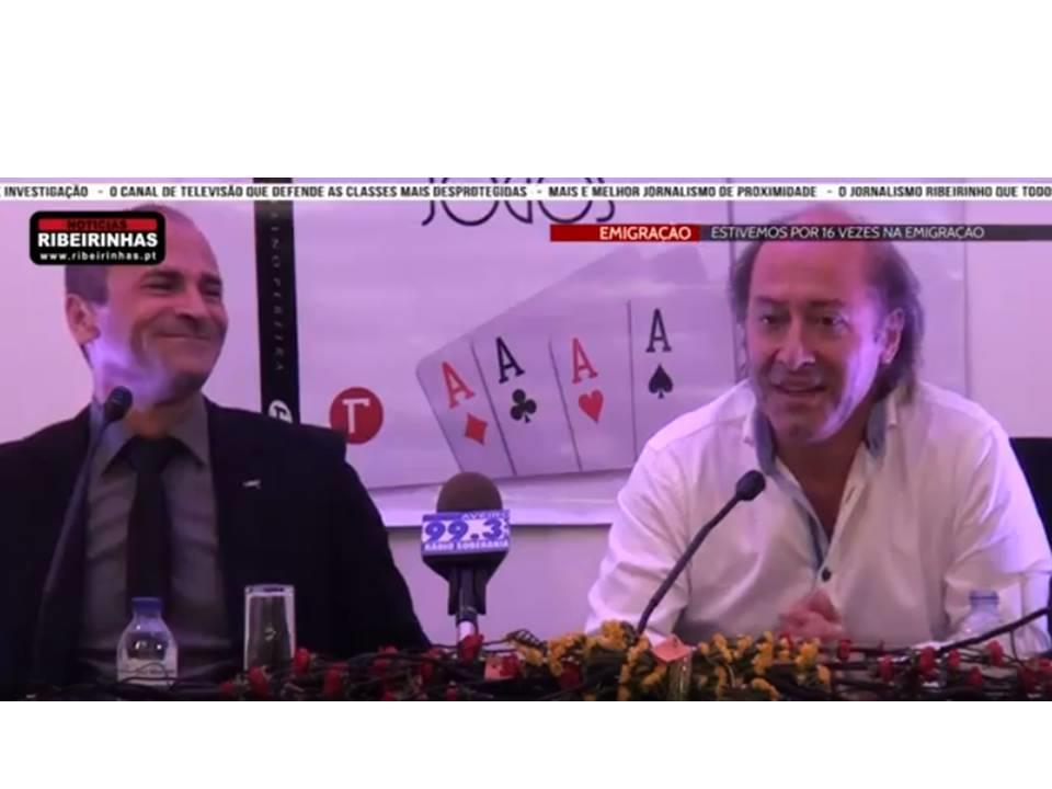 RibeirinhasTV-13jul.'19-Apresentação do livro ?Sueca para 4 jogos? reuniu mais de 80 pessoas na biblioteca de Sever.jpg