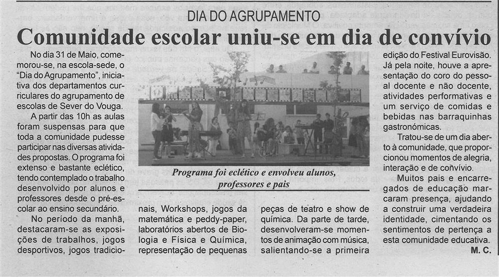 BV-2.ªjun.'19-p.5-Comunidade escolar uniu-se em dia de convívio : Dia do Agrupamento.jpg