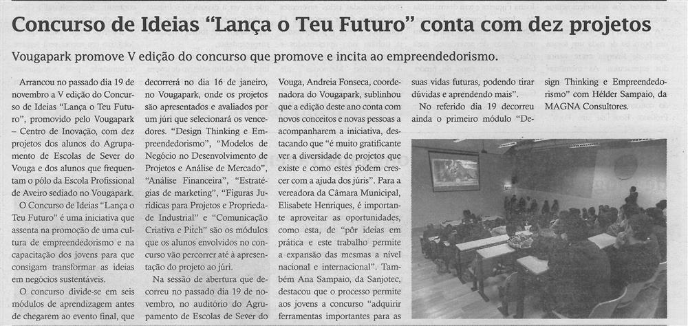 TV-dez.'19-p.7-Concurso de Ideias Lança o Teu Futuro conta com dez projetos : VougaPark promove V edição do concurso que promove e incita ao empreendedorismo.jpg