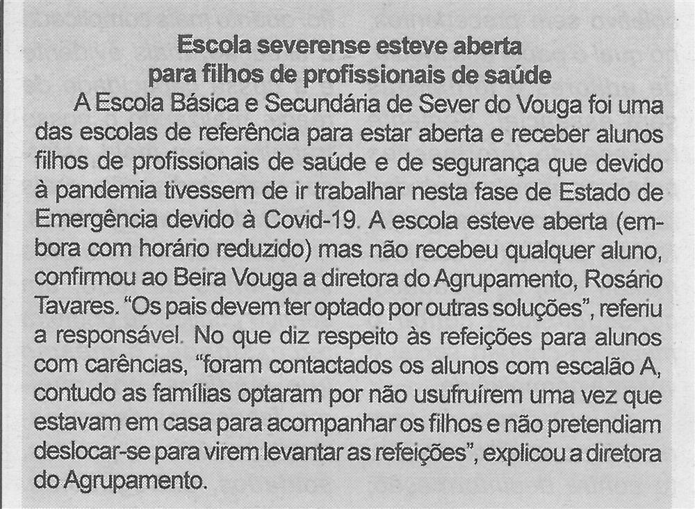BV-2.ªabr.'20-p.4-Escola severense esteve aberta para filhos de profissionais de saúde.jpg