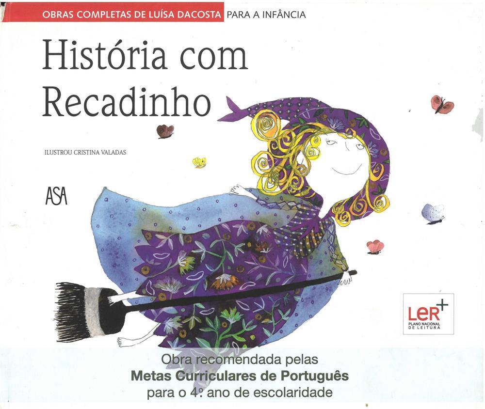 DACOSTA, Luísa (2013). História com recadinho.jpg