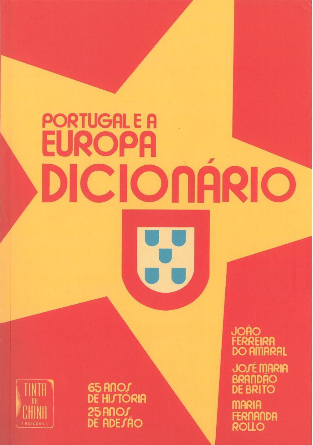 Portugal e a Europa : dicionário.jpg