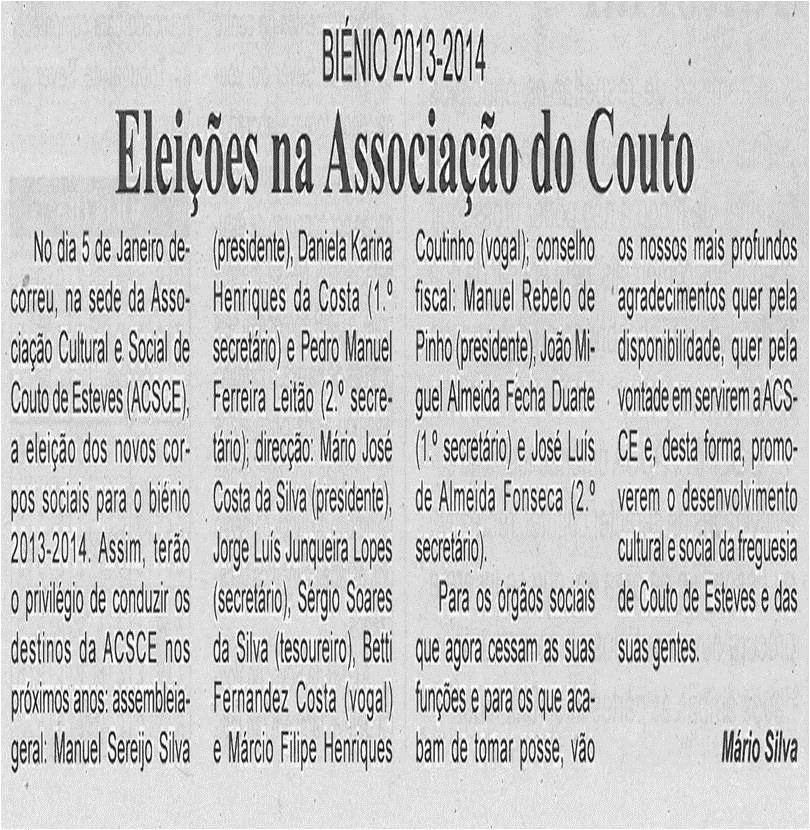 BV-2ªjan13-p6-Eleições na Associação do Couto