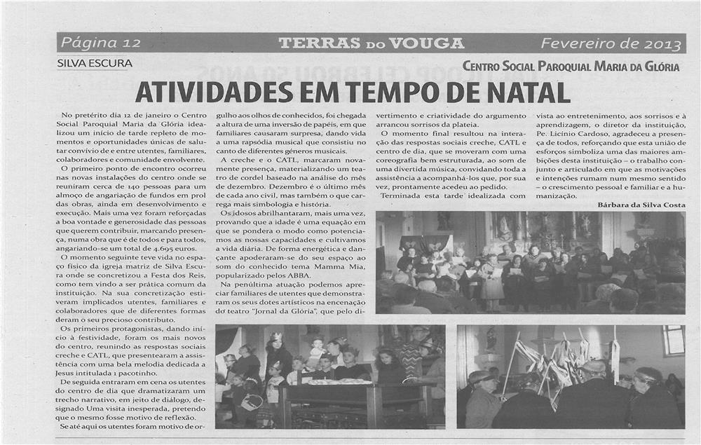 TV-fev13-p12-Atividades em tempo de Natal