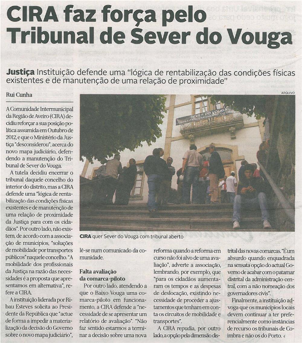 DA-2mar14-p32-CIRA faz força pelo Tribunal de Sever do Vouga