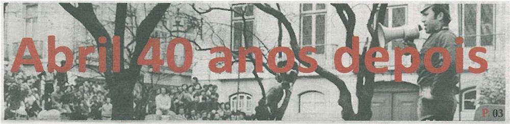 JPEG: EV-maio'14-p1-Abril 40 anos depois