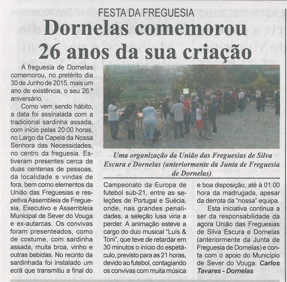 BV-2.ªjul.'15-p.8-Dornelas comemorou 26 anos da sua criação : Festa da Freguesia.jpg