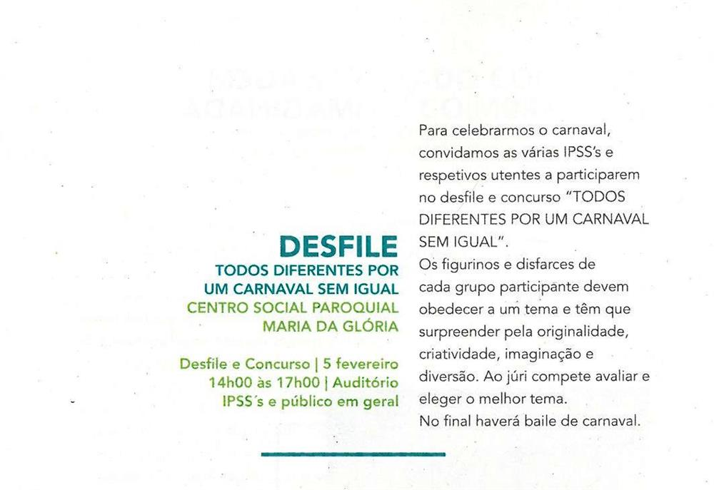 ACMSV-jan.,fev.,mar.'16-p.15-Desfile : todos diferentes por um carnaval sem igual : Centro Social Paroquial Maria da Glória.jpg