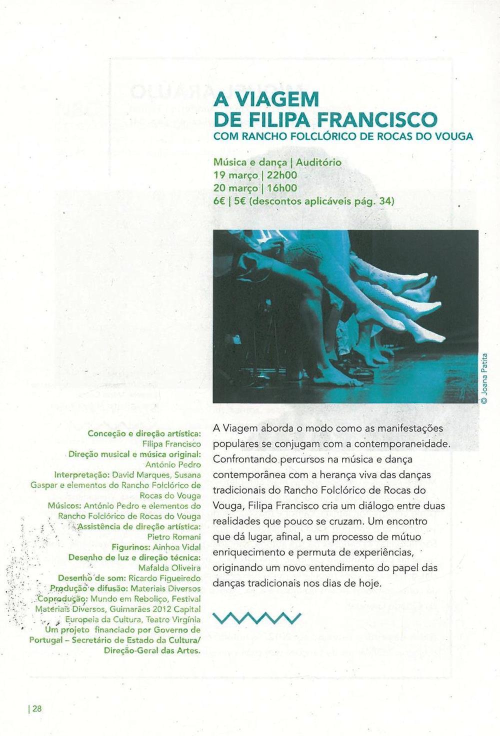 ACMSV-jan.,fev.,mar.'16-p.28-A viagem de Filipa Francisco : com Rancho Folclórico de Rocas do Vouga : música e dança.jpg
