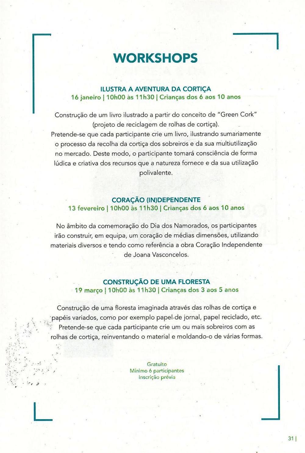 ACMSV-jan.,fev.,mar.'16-p.31-Workshops : ilustra a aventura da cortiça : coração independente : construção de uma floresta.jpg