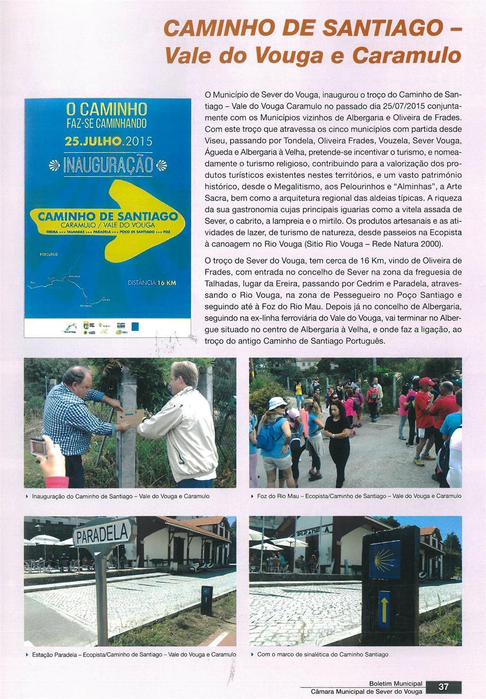 BoletimMunicipal-n.º32-nov.'15-p.37-Caminho de Santiago : Vale do Vouga e Caramulo.jpg
