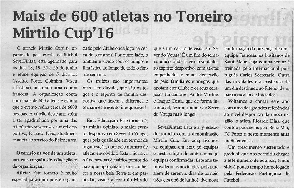 TV-jun.'16-p.4-Mais de 600 atletas no Torneio Mirtilo Cup'16.jpg