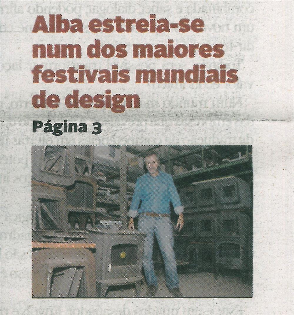 DA-06set.'16-Economia,p.1-Alba estreia-senum dos maiores festivais mundiais de design.jpg