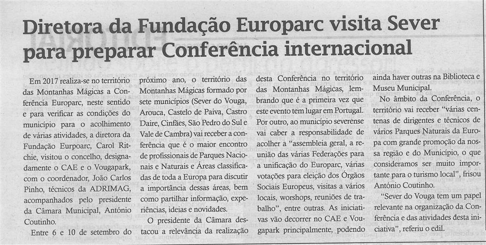 TV-dez.'16-p.4-Diretora da Fundação Europarc visita Sever para preparar conferência internacional.jpg