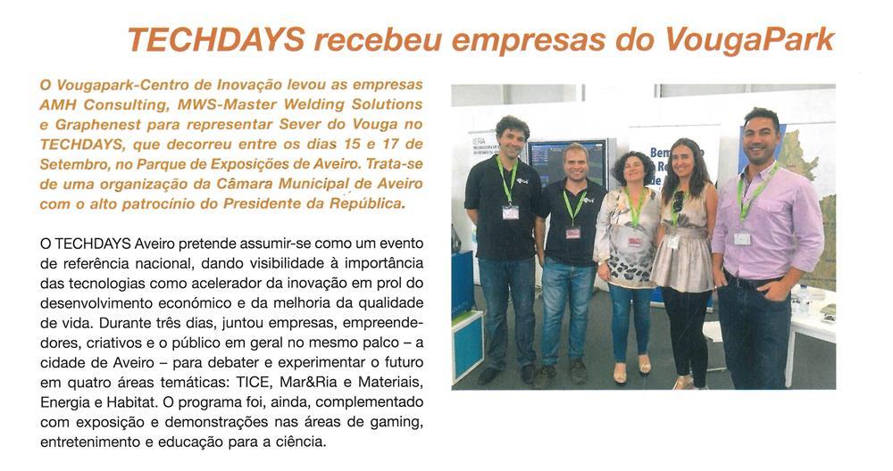 BoletimMunicipal-nº 33-nov'16-p.5-Techdays recebeu empresas do VougaPark.jpg