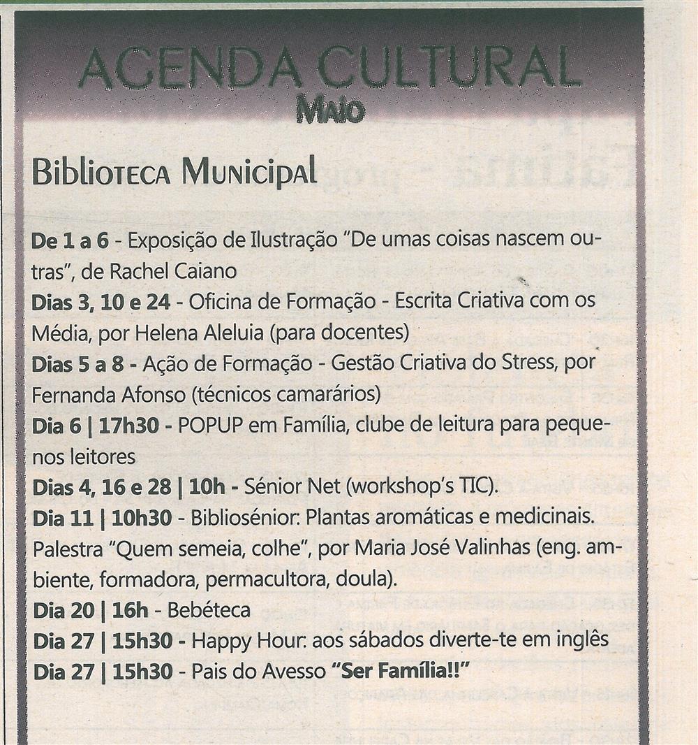 TV-maio'17-p.15-Biblioteca Municipal : Agenda Cultural : maio.jpg