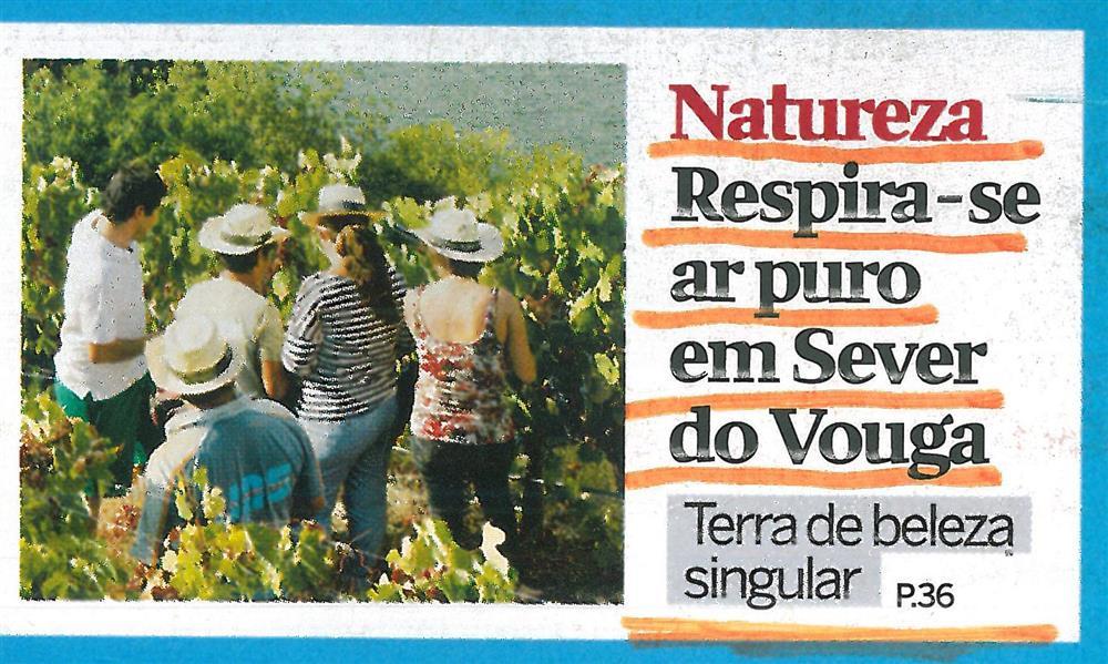 Sexta-08set.'17-capa-Natureza : respira-se ar puro em Sever do Vouga : terra de beleza singular.jpg