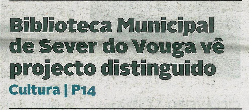 DA-11nov.'17-p.1-Biblioteca Municipal de Sever do Vouga vê projecto distinguido.jpg