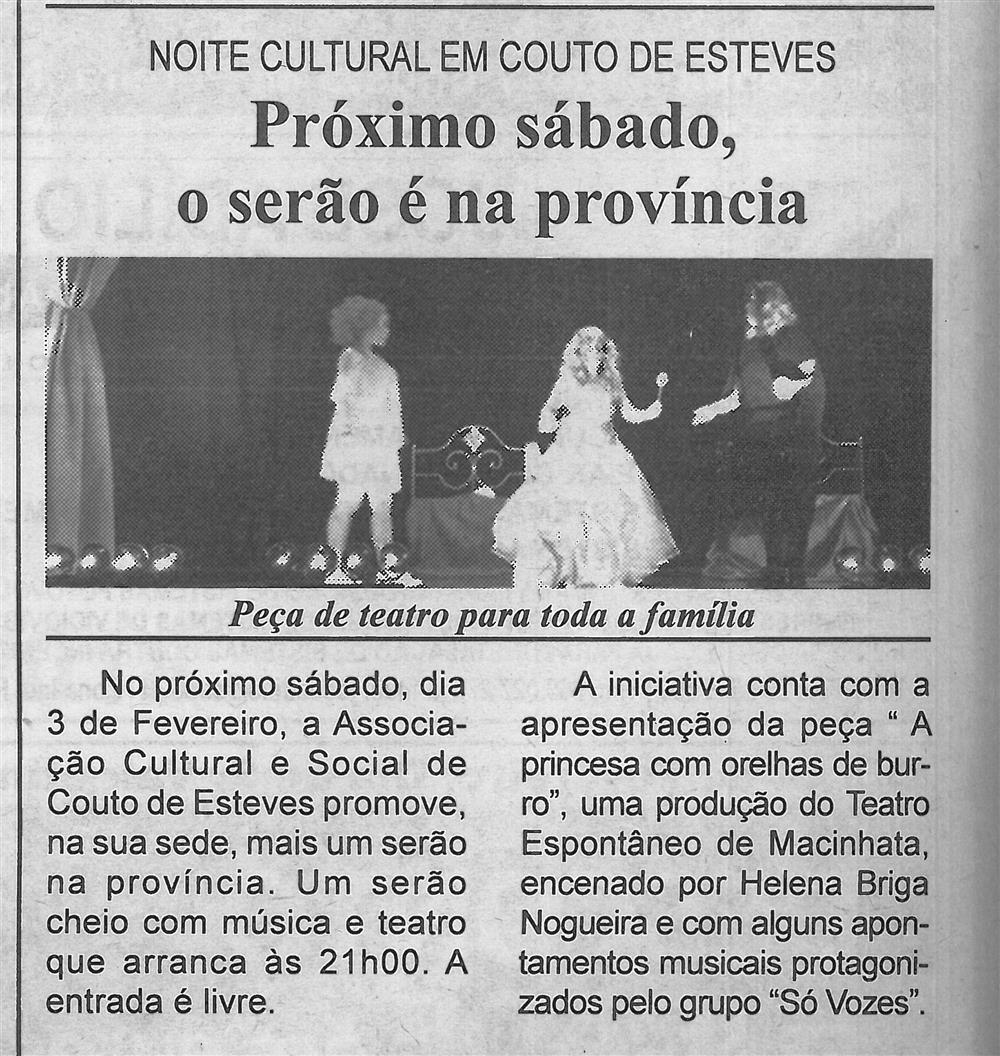 BV-1.ªfev.'18-p.2-Próximo sábado, o serão é na província : noite cultural em Couto de Esteves.jpg