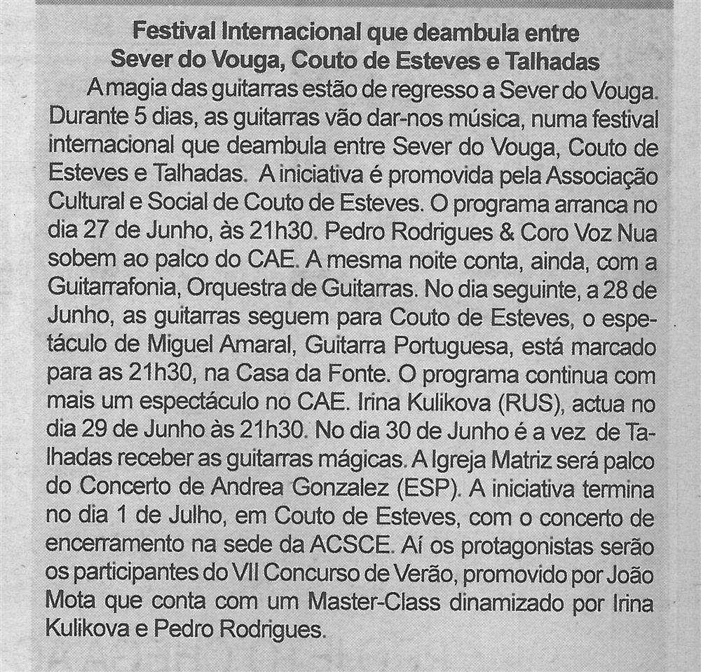 BV-2.ªjun.'18-p.2-Festival Internacional que deambula entre Sever do Vouga, Couto de Esteves e Talhadas.jpg