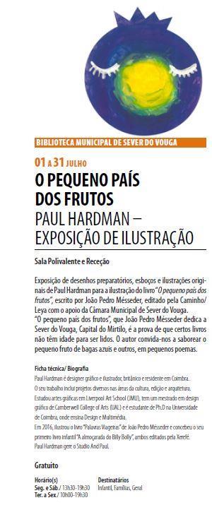 AgendaRBM-jul.-set.'18-p.2-Biblioteca Municipal de Sever do Vouga : O pequeno país dos frutos.JPG