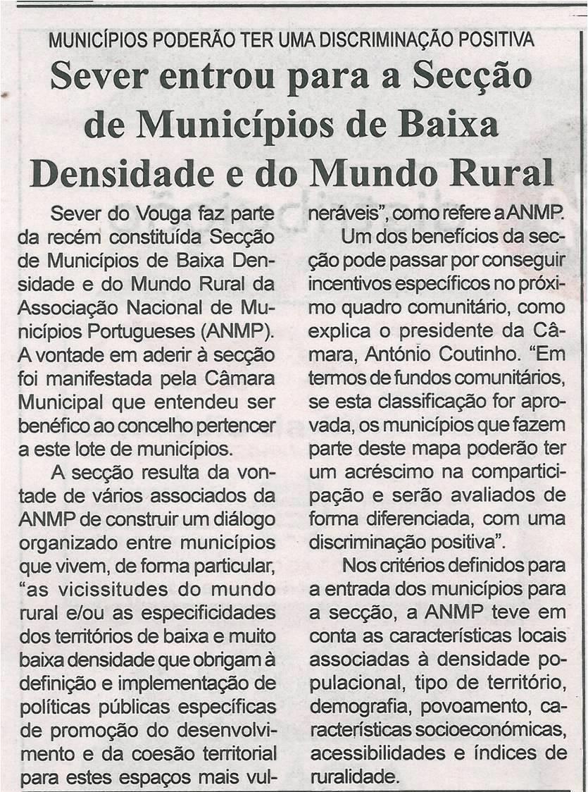 BV-1.ªdez.'14-p.8-Sever entrou para a Secção de Municípios de Baixa Densidade e do Mundo Rural : municípios poderão ter uma discriminação positiva.jpg