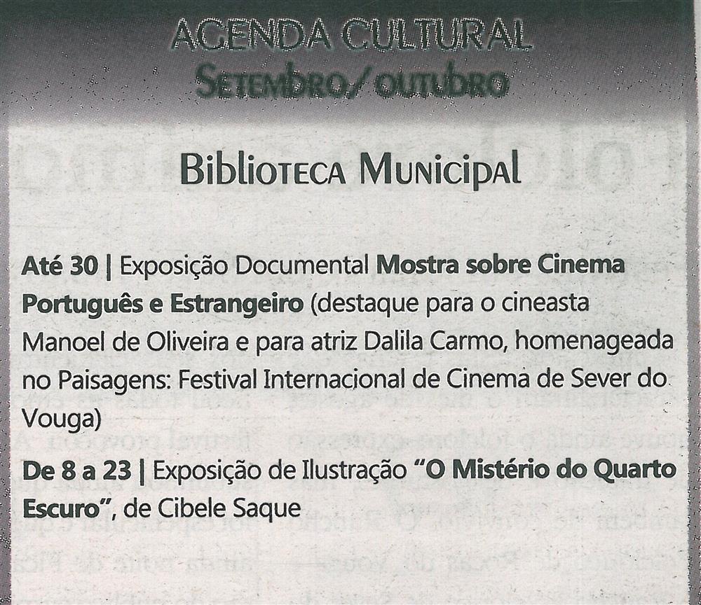 TV-set.'18-p.15-Agenda cultural setembro outubro : Biblioteca Municipal.jpg