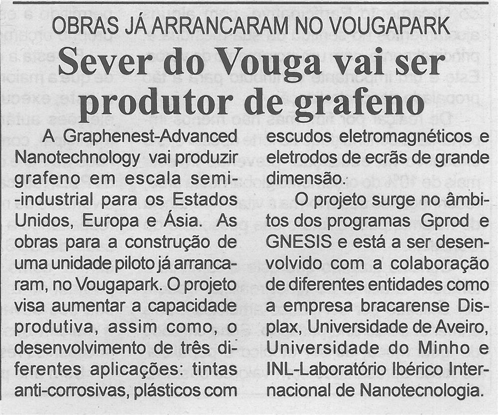 Sever do Vouga vai ser produtor de grafeno.jpg