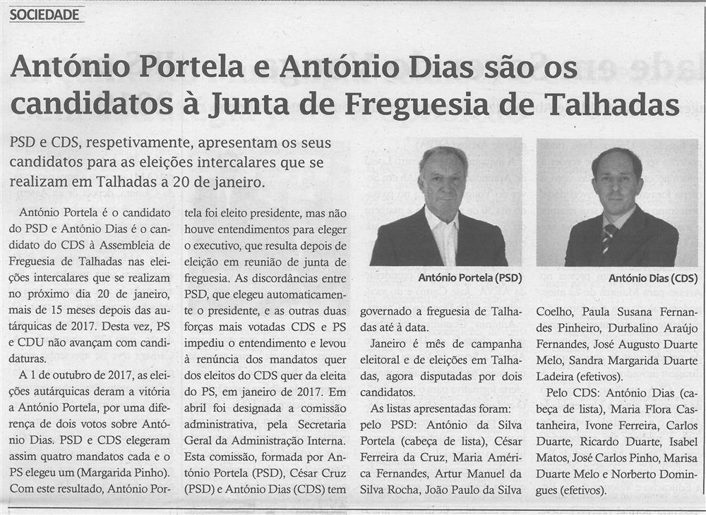 António Portela e António Dias são os candidatos à Junta de Freguesia de Talahadas.jpg