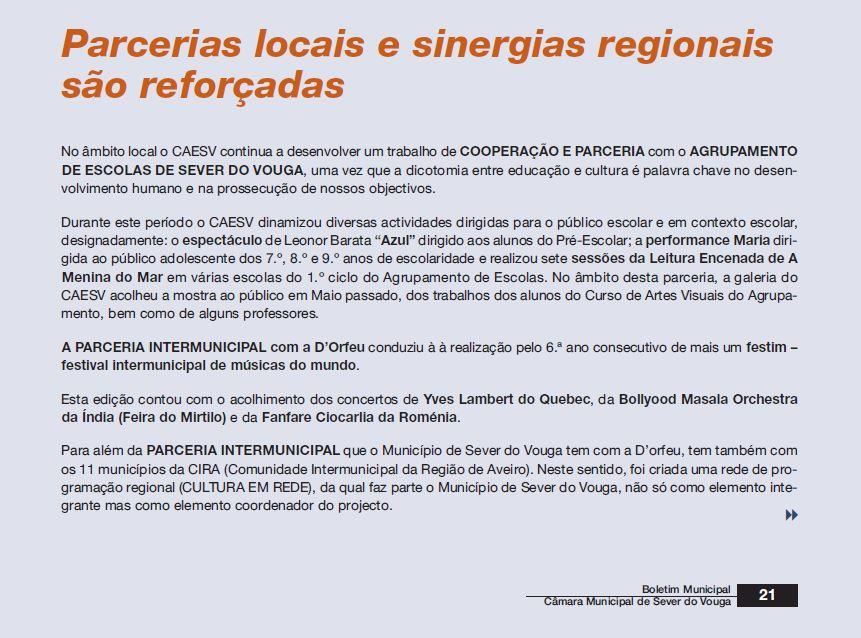 BoletimMunicipal-nº 31-nov'14-p.21-Parcerias locais e sinergias regionais são reforçadas : cultura e turismo.JPG