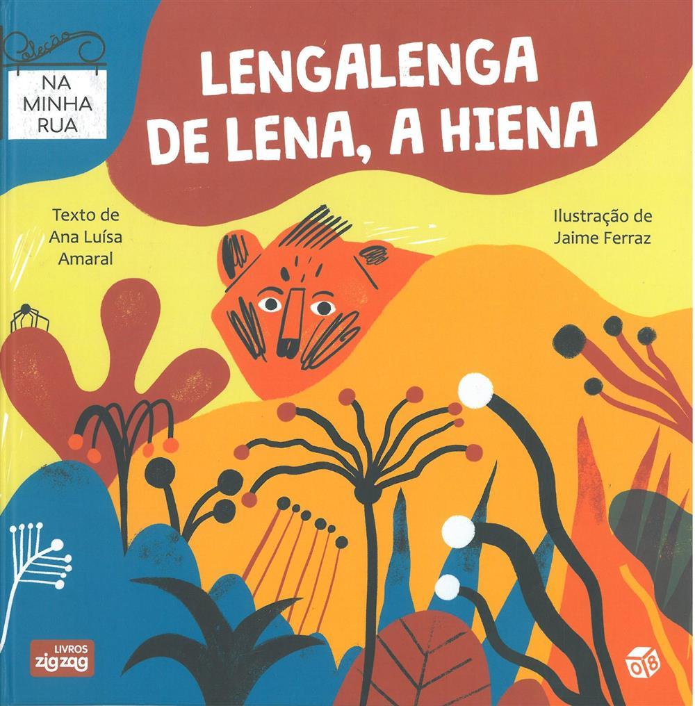 Lengalenga de Lena, a hiena.jpg