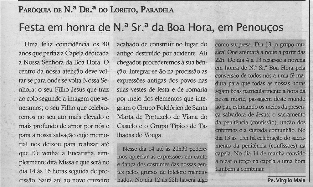 TV-jul.'19-p.15-Festa em honra de N.ª Sr.ª da Boa Hora, em Penouços : paróquias e freguesias : Paróquia de N.ª Sr.ª do Loreto, Paradela.jpg