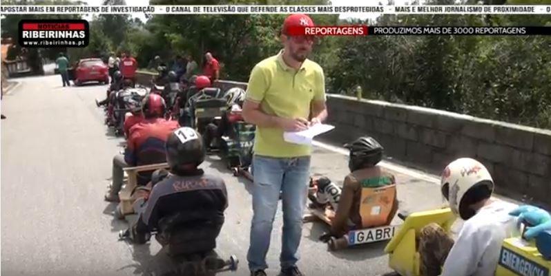 RibeirinhasTV-19jun.'19-O CRC de Talhadas promoveu no dia 8 de junho a 4ª Prova de Carrinhos de Rolamentos.JPG