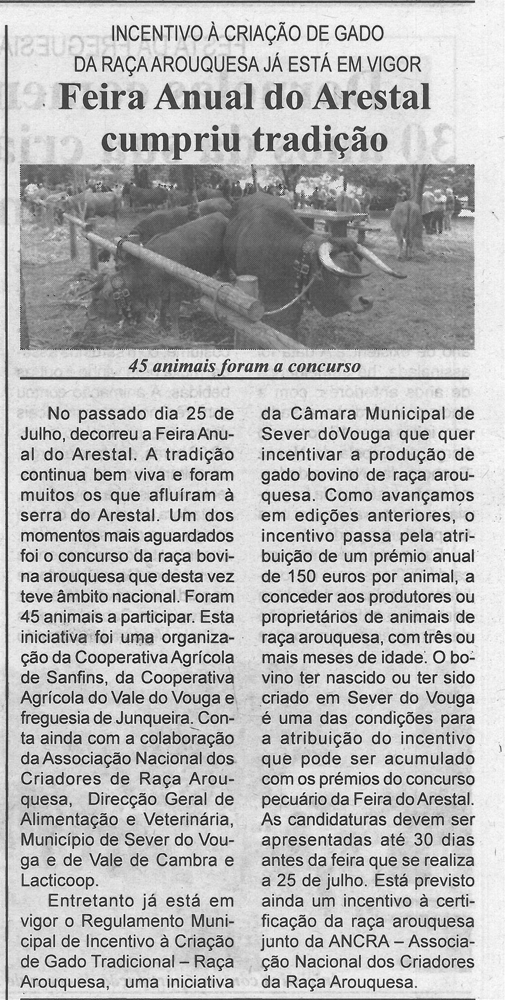 BV-1.ªago.'19-p.7-Feira Anual do Arestal cumpriu tradição : incentivo à criação de gado da raça arouquesa já está em vigor.jpg