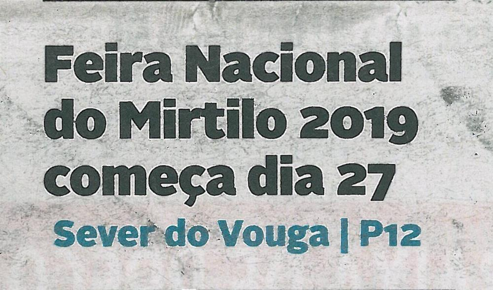 DA-19jun.'19-p.1-Feira Nacional do Mirtilo 2019 começa dia 27.jpg
