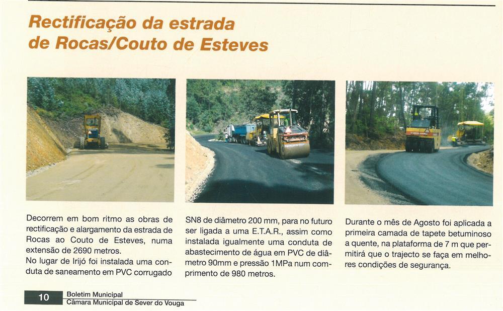 BoletimMunicipal-n.º 20-set.'06-p.10-Obras municipais : obras públicas : retificação da estrada de Rocas - Couto de Esteves.jpg