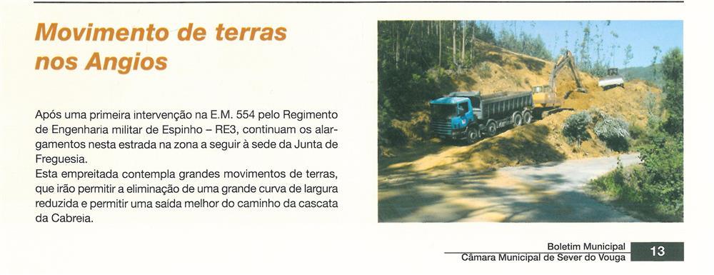 BoletimMunicipal-n.º 20-set.'06-p.13-Obras municipais : obras públicas : movimento de terras nos Angios.jpg