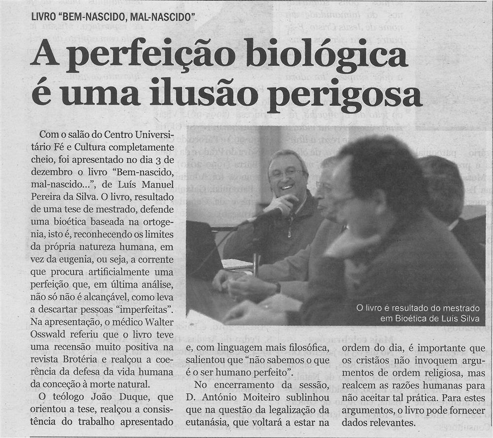 CV-11dez.'19-p.4-A perfeição biológica é uma ilusão perigosa : livro 'Bem-nascido, mal-nascido'.jpg