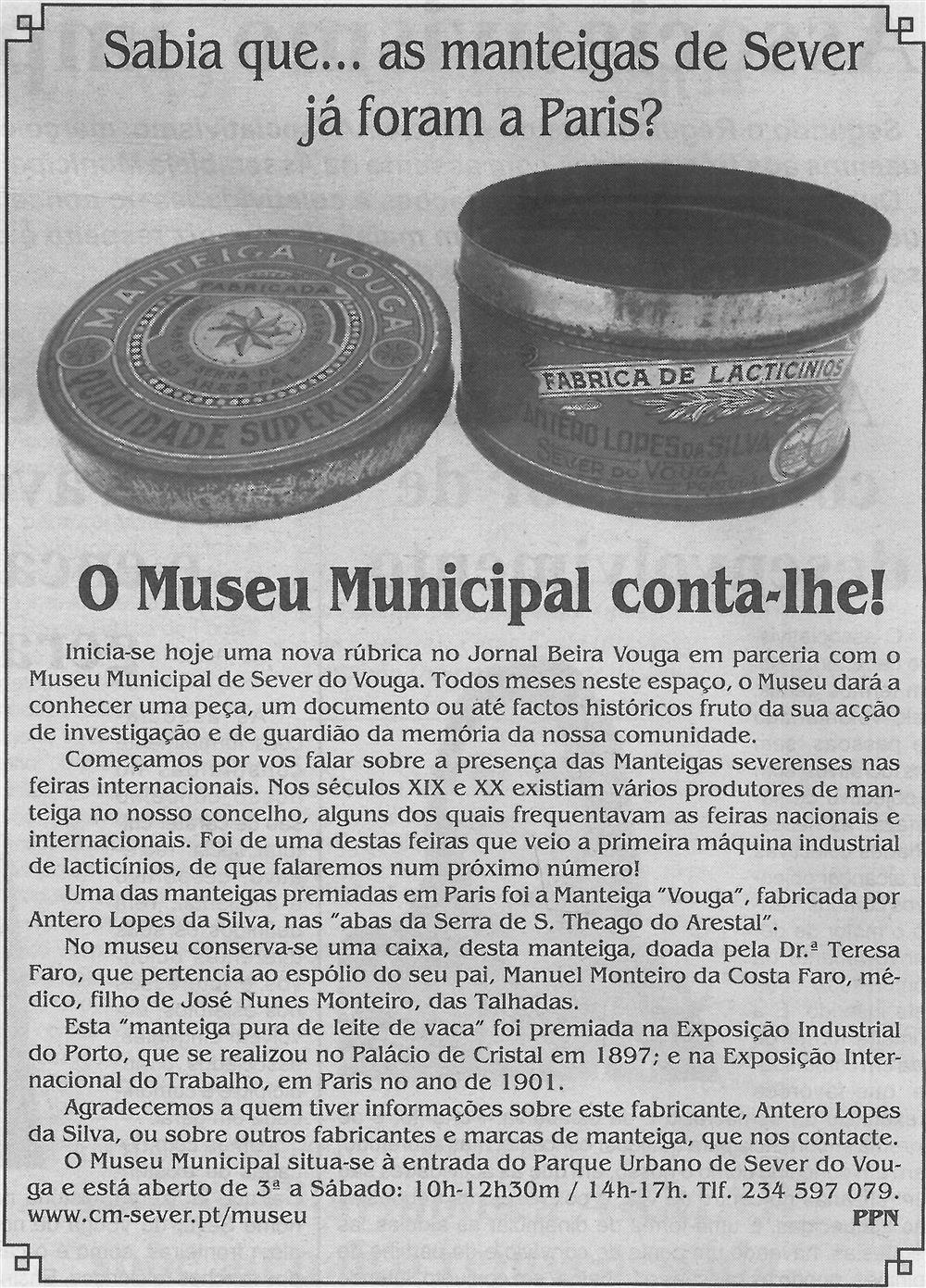 BV-2.ªfev.'20-p.6-O Museu Municipal conta-lhe : sabia que as manteigas de Sever já foram a Paris?.jpg