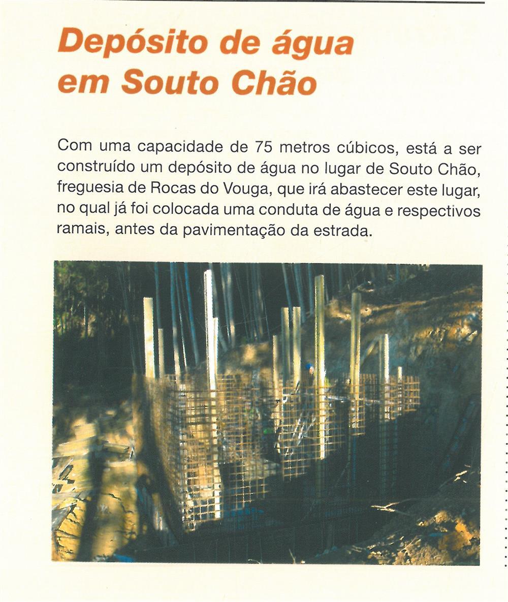 BoletimMunicipal-n.º 21-mar.'07-p.5-Obras Municipais : Obras Públicas : Depósito de água em Souto Chão.jpg
