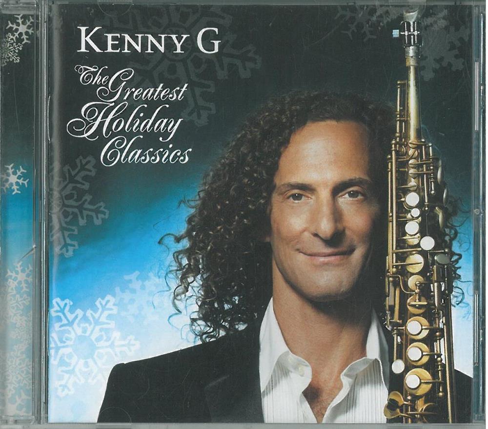 The greatest holiday classics_CD.jpg