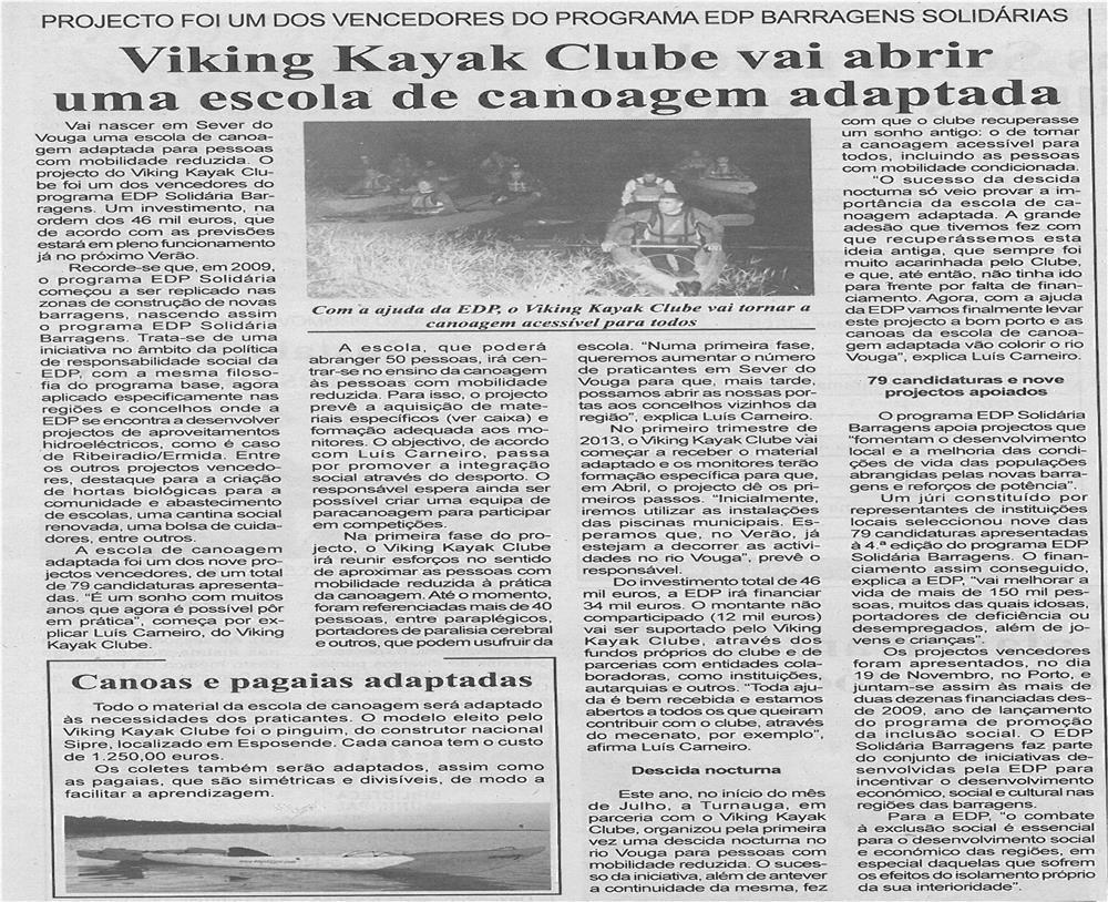 BV-1ªdez12-p3-Viking Kayak Clube vai abrir uma escola de canoagem adaptada.jpg